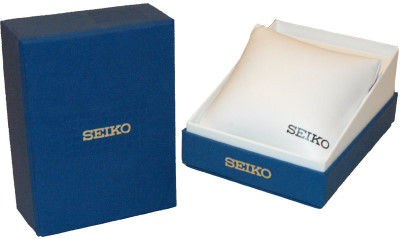 Seiko Luxus-paper-Box